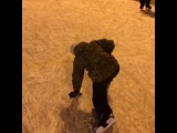 terekhinmisha  Первый урок на коньках !!))))